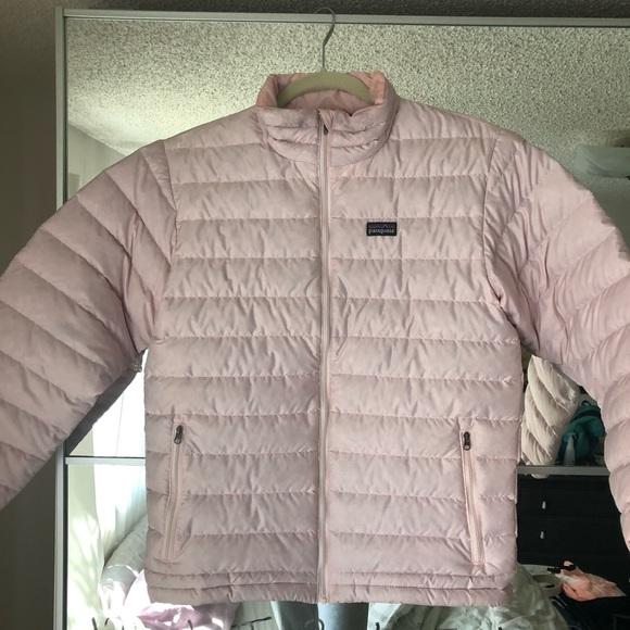 Patagonia Jackets & Blazers - Pink Patagonia Puff Jacket